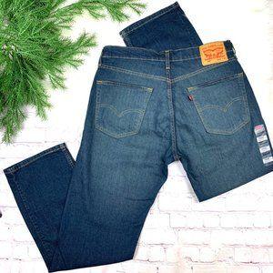 👖NWT🤩 •LEVI'S•  505 Straight Leg Jeans 33x30👖